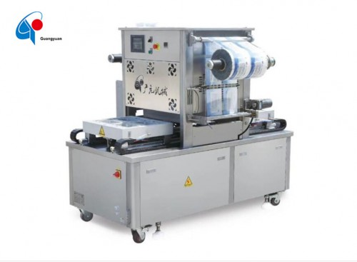 Automatic Modified Atmosphere MAP Tray Sealer Vacuum Packing Machine