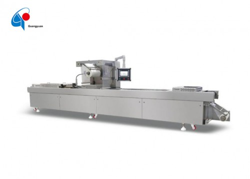 Thermoforming Vacuun Packaging Machine