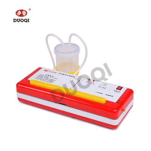 DUOQI DZ-300B multi-function hand pressure household sealer vacuum packaging machine with filter