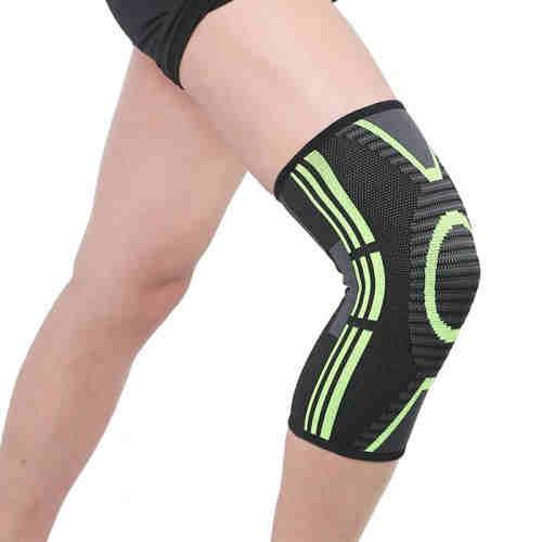 Hot selling neoprene knee support brace for running