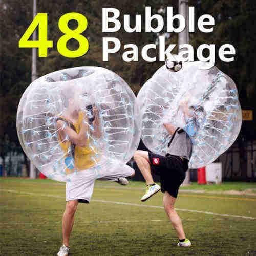 Bubble Football Bubble Fussball 48 Bubble