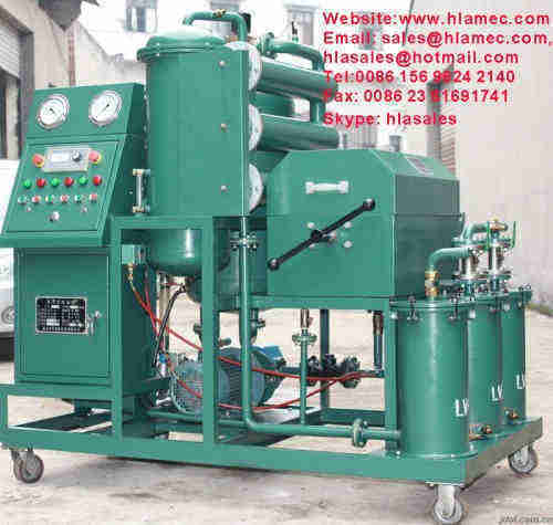 Waste Vegetable Cooking Oil Purifier