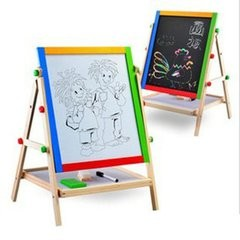 Double aluminum frame magnetic White Board white writing board