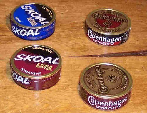 Copenhagen Chewing Tobacco