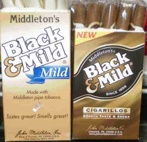 Black & Mild Cigars At Promotion Price