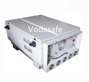 800Watt very high power prison jammer with cooling fan system for 3g/4G/GPS/AMPS,CPJ6022