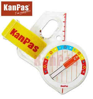 KANPAS elite compass for competition