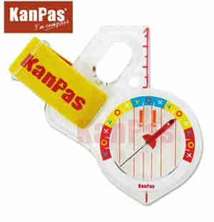 KANPAS elite competition compass with slim needle