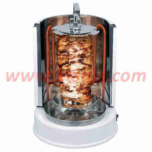 Household Electric Grill Kebab Machine Kebab Grill Kebab Equipment Vertical Grill BBQ Grill