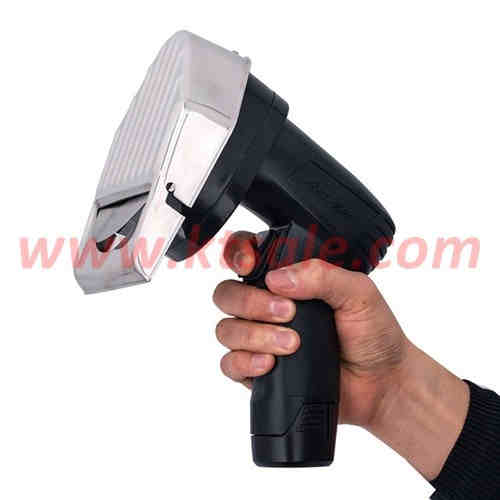 Cordless Kebab Knife Rechargeable Electric Knife Battery Powered Slicer Shawarma Shaver Gyros Machin