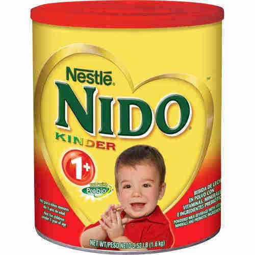 Nestle Nido 400g red cap