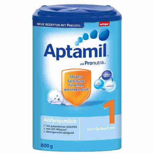 Aptamil Milupa 800g Infant Baby Milk powder