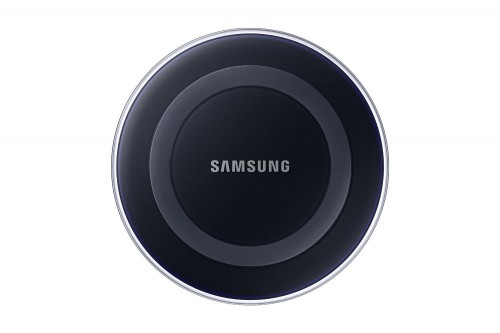 Samsung EP-PG920IBUGUS Wireless Charging Pad with 2A Wall Charger- Black Sapphire