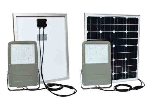 15W Rechargeable Solar LED Flood Light