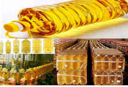 Refined Palm Oil, Crude Palm Oil, Corn Oil, Refined Sunflower Oil, Canola Oil. Soybean Oil.