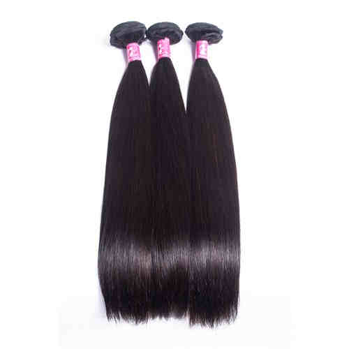 Diamondcathair 8A Grade Brazilian Straight Virgin Hair Unprocessed Human Hair