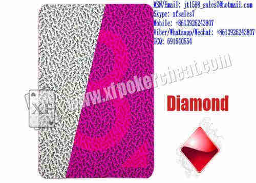 XF B.P.GRIMAUD PARIS 540 Plastic Playing Cards Marked With Invisible Ink Markings For Uv Invisible C