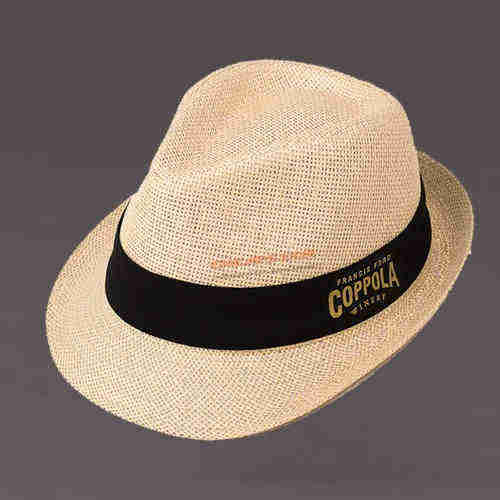 Promotional Straw Hat With Printed Logo From Cncaps China Supplier