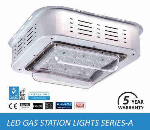 LED gas station lights