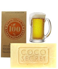 Beer Soap - Let your skin drink beer