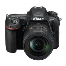 New Nikon D500 DX-Format Digital SLR with 16-80mm ED VR Lens