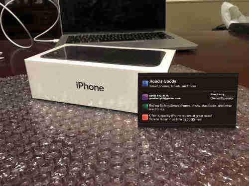 BRAND NEW UNLOCKED SEALED IN THE BOX IPHONE 7 AND 7 PLUS 128GB