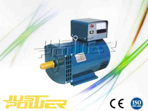 ST/STC brush type ac dynamo alternator