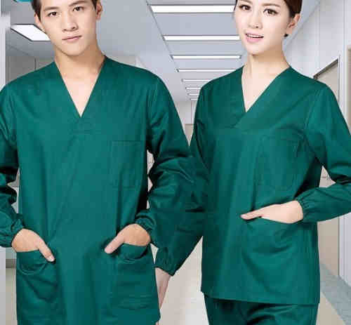 Doctor Scrub/ Safety Wear/ Clinic Gown/ Health Wear