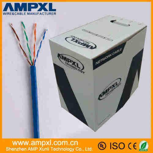 Indoor Cat5e UTP 100MHz Fluke Pass Network LAN Cable