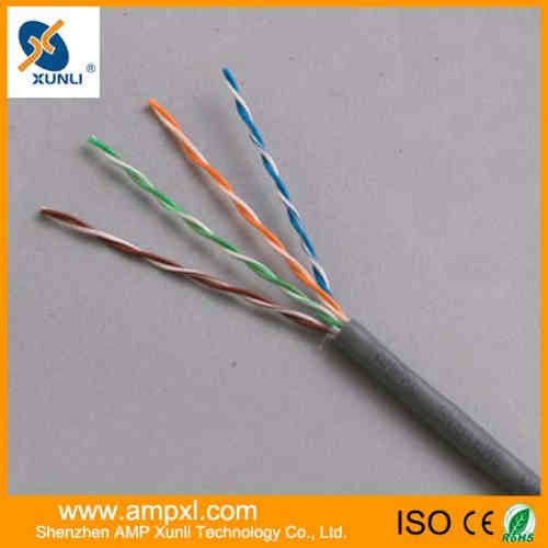 high quality hot selling cat5e cable with UL certification
