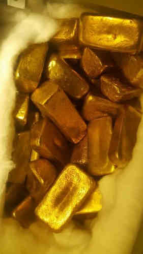 AU GOLD BARS,GOLD DUST AND GOLD NUGGETS