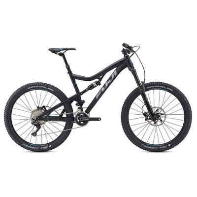 "Fuji Auric 3.5 Full Suspension 27.5"" Mountain Bike -- 2017"