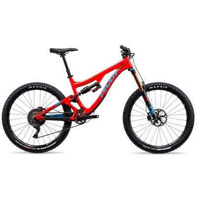 Pivot Firebird Carbon PRO XT/XTR 1X 27.5 Bike 2017