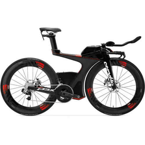 Cervelo P5X ETap Triathlon Bike 2017