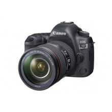 New Canon EOS 5D Mark IV Full Frame Digital SLR Camera with EF 24-105mm f/4L IS II USM Lens Kit