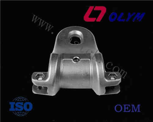 DIY carbon steel glass clamp with precision investment casting technology