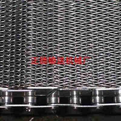 HOT SALE Conveyor Belt  Stainless Steel Mesh Belt and Chain