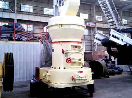 High Efficiency Full Service Raymond Grinding Mill