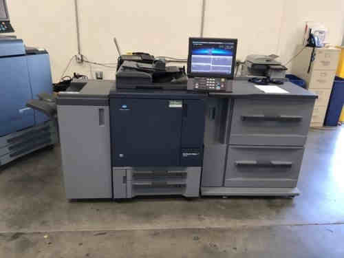 Konica Minolta Bizhub  C1060 Copier Printer Scanner Machine