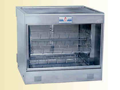 DC-30 Infrared Gas Roaster