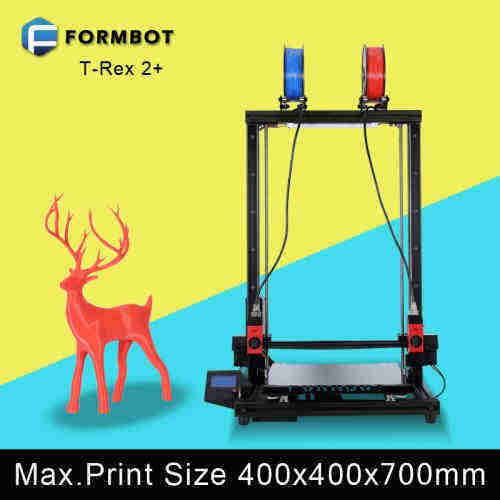 FORMBOT large 3d printers with BL touch sensor  with auto bed leveling