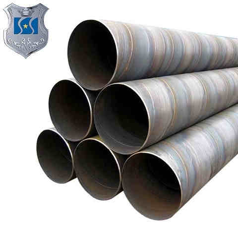 SSAW Steel Pipe( Spiral Submerged Arc Welding Pipe )