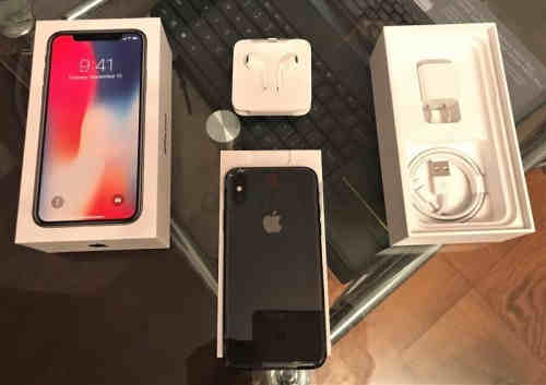 Brand New Unlocked Apple iPhone X 256GB