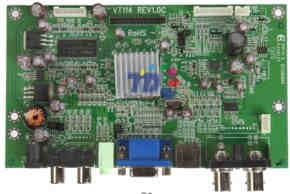 AD Board - VT114