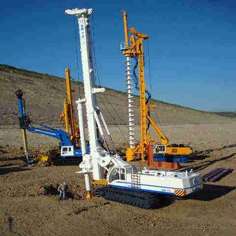 Borehole Drilling Machines