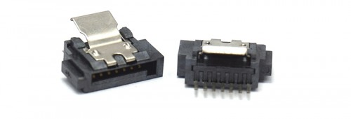 SATA 7 Pin Female Connector
