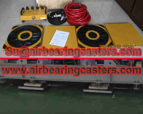 Air casters for sale 5% off