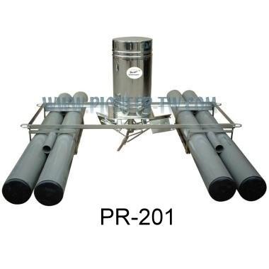 Rotation Aerator