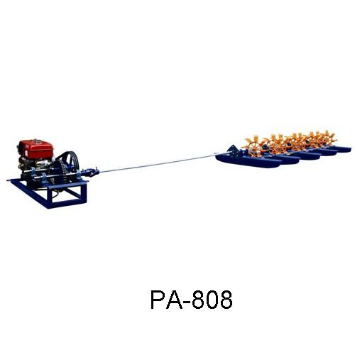 Diesel Engine Multi-Impeller Paddlewheel Aerator
