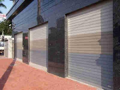 Garage Rolling Door - Aluminum Alloy